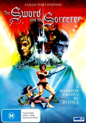 Меч и колдун / The Sword and the Sorcerer (1982): постер