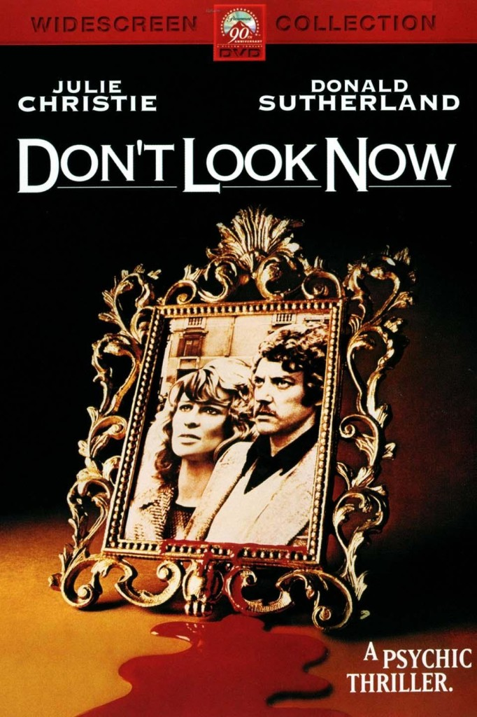А теперь не смотри / Don't Look Now (1973): постер