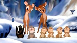 Бэмби / Bambi (1942): кадр из фильма