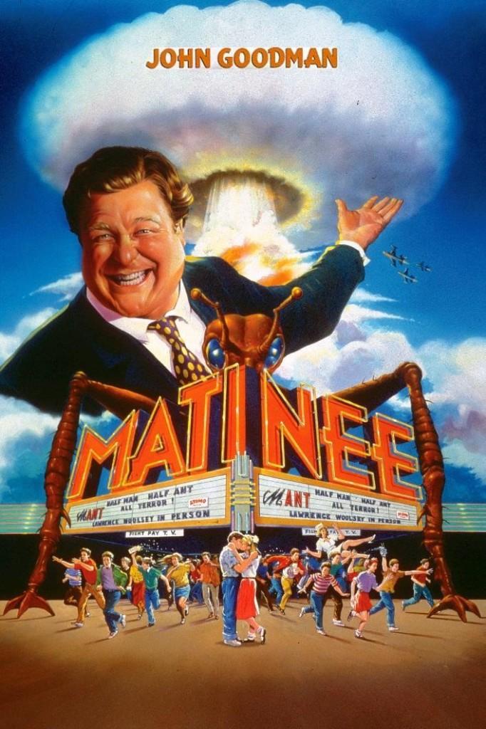 Дневной сеанс / Matinee (1993): постер