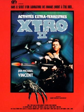 Экстро 2: Вторая встреча / Xtro II: The Second Encounter (1990): постер