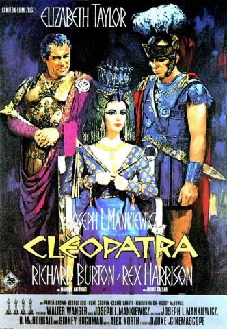 Клеопатра / Cleopatra (1963): постер