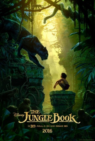 Книга джунглей / The Jungle Book (2016): постер