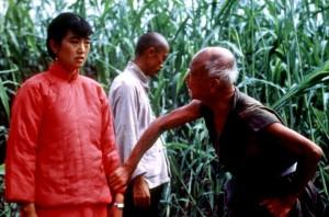 Красный гаолян / Hong gao liang (1987): кадр из фильма