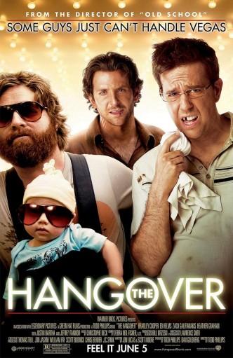 Мальчишник в Вегасе / The Hangover / Hangover (2009): постер