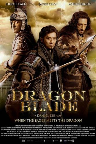 Меч дракона / Tian jiang xiong shi / Dragon Blade (2015): постер