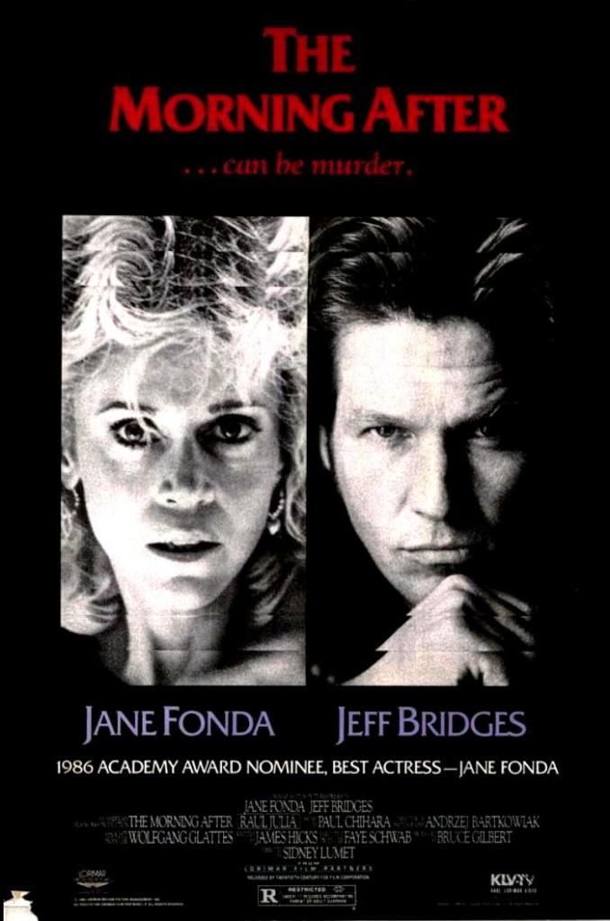 На следующее утро / The Morning After (1986): постер
