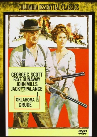 Оклахома, как она есть / Oklahoma Crude (1973): постер
