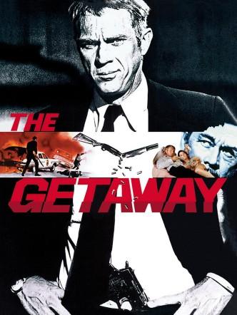 Побег / The Getaway (1972): постер