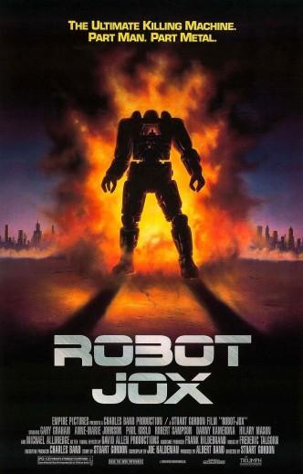Роботы-бойцы / Robot Jox (1989): постер