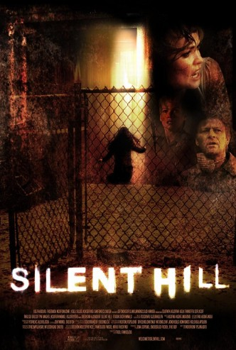 Сайлент Хилл / Silent Hill / Sairento Hiru (2006): постер