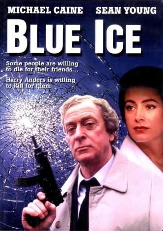 Синий лёд / Blue Ice (1992): постер