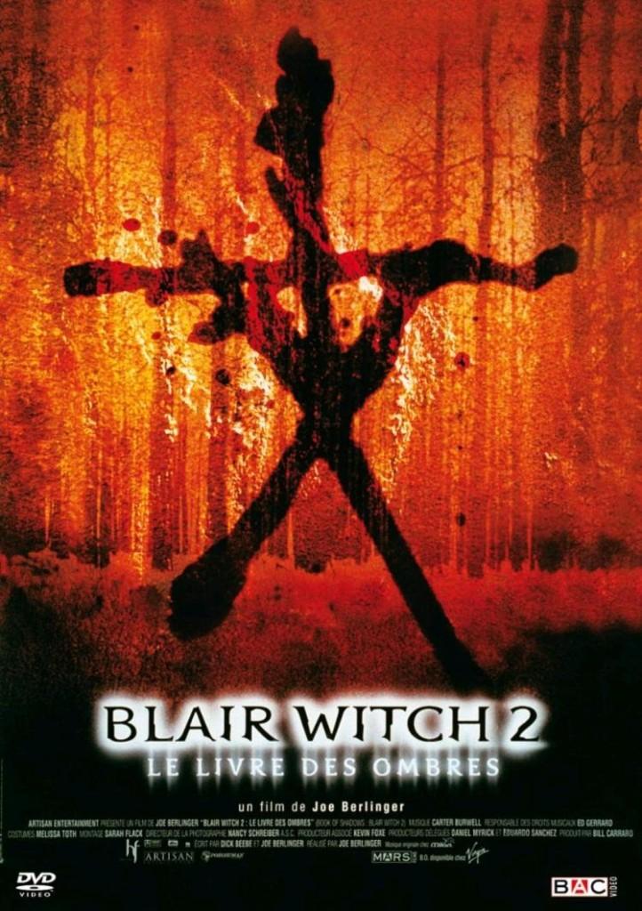 Ведьма из Блэр 2: Книга теней / Book of Shadows: Blair Witch 2 (2000): постер