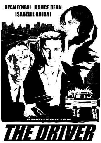 Водитель / The Driver (1978): постер