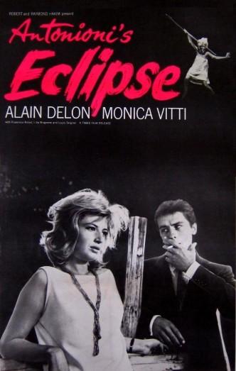 Затмение / L'eclisse / L'éclipse (1962): постер