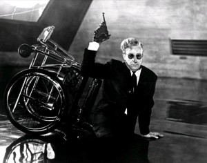 Доктор Стрейнджлав, или Как я перестал бояться и полюбил бомбу / Dr. Strangelove or: How I Learned to Stop Worrying and Love the Bomb (1964): кадр из фильма