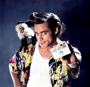 Эйс Вентура: Розыск домашних животных / Ace Ventura: Pet Detective (1994): кадр из фильма