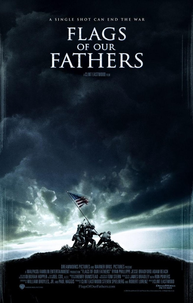 Флаги наших отцов / Flags of Our Fathers (2006): постер