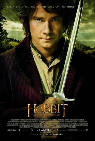 Хоббит: Нежданное путешествие / The Hobbit: An Unexpected Journey (2012): постер