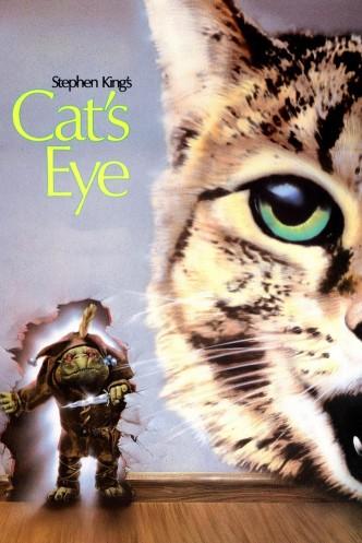 Кошачий глаз / Cat's Eye (1985): постер