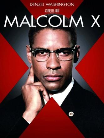 Малкольм Икс / Malcolm X (1992): постер
