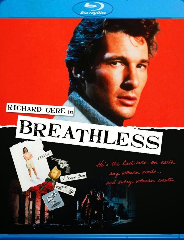 На последнем дыхании / Breathless (1983): постер