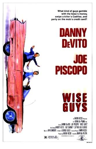 Толковые ребята / Wise Guys (1986): постер