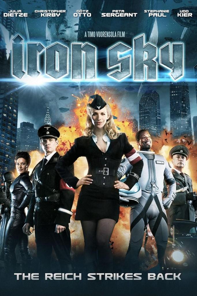 Железное небо / Iron Sky (2012): постер