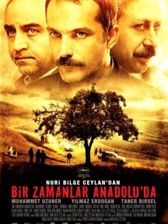 Однажды в Анатолии / Bir Zamanlar Anadolu'da (2011): постер