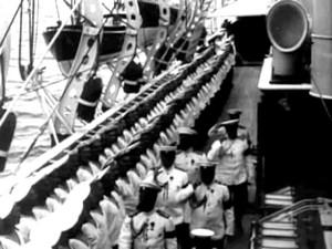 Падение династии Романовых / Padenie dinastii Romanovykh (1927): кадр из фильма