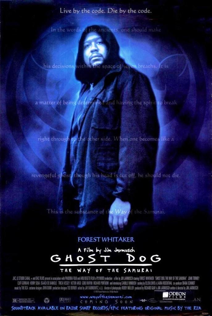 Пёс-призрак: путь самурая / Ghost Dog: The Way of the Samurai (1999): постер