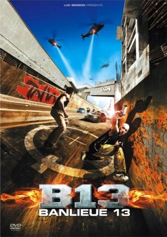 Тринадцатый район / Banlieue 13 (2004): постер