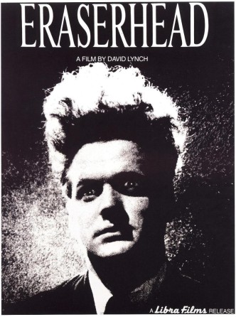 Голова-ластик / Eraserhead (1977): постер