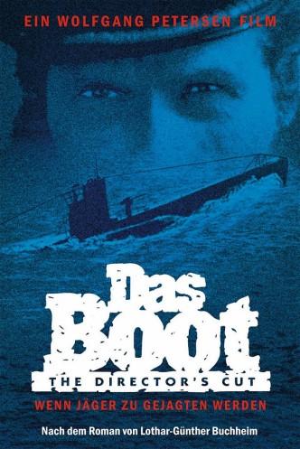 Подводная лодка / Das Boot (1981): постер