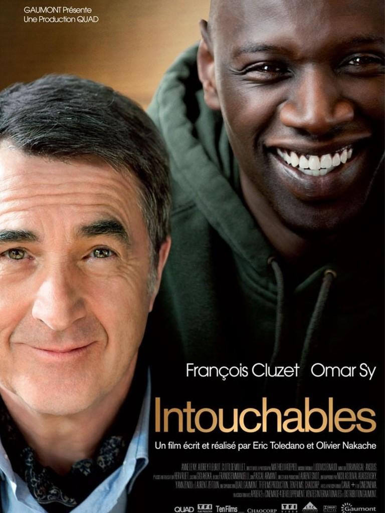 1 + 1 / Intouchables (2011): постер