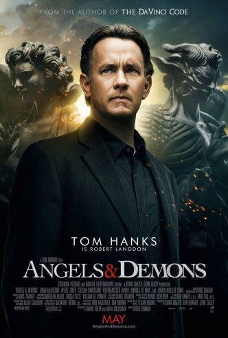 Ангелы и демоны / Angels & Demons / Angeli e demoni (2009): постер