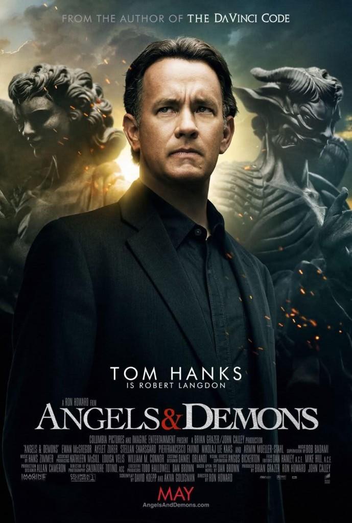 Ангелы и демоны / Angels & Demons / Angeli e demoni (2009): постер