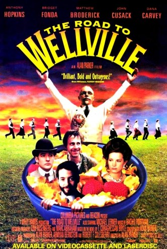 Дорога на Веллвилл / The Road to Wellville (1994): постер