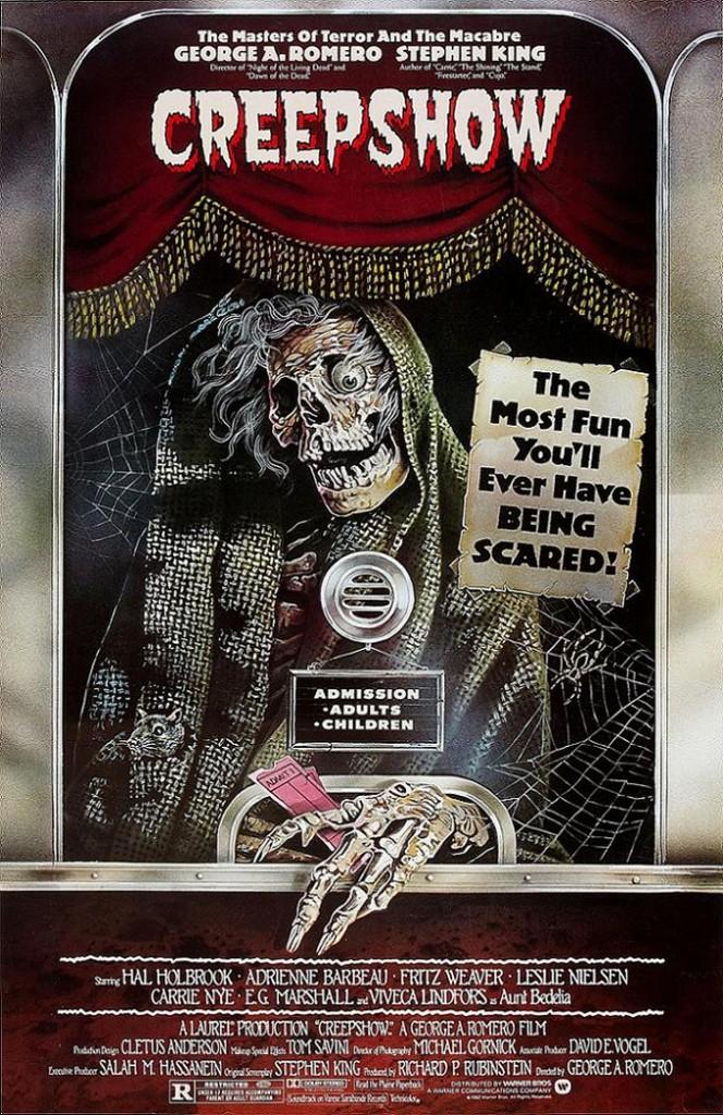 Калейдоскоп ужасов / Creepshow (1982): постер