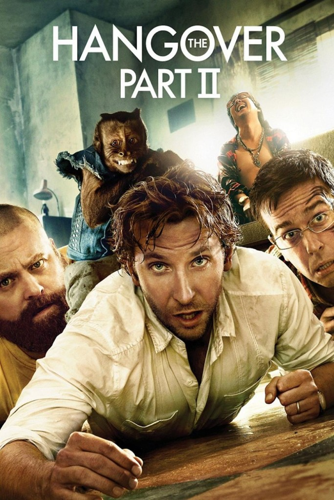 Мальчишник 2: Из Вегаса в Бангкок / The Hangover Part II (2011): постер