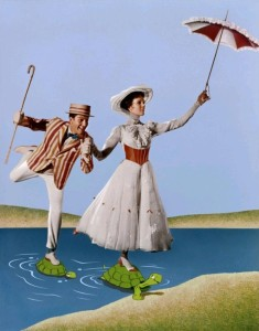 Мэри Поппинс / Mary Poppins (1964): кадр из фильма