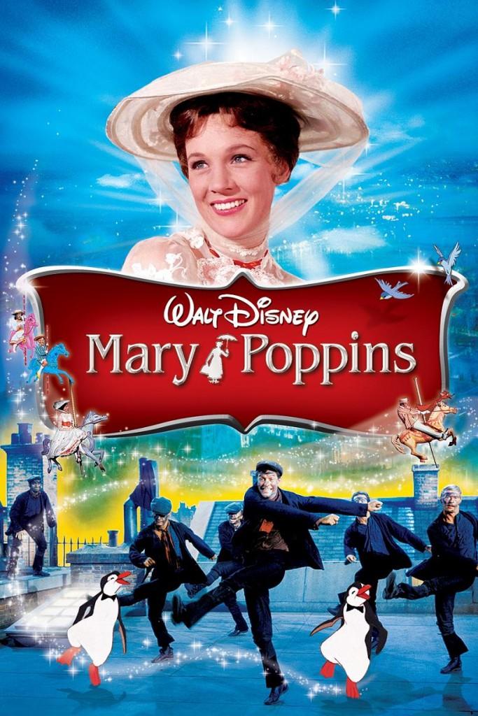 Мэри Поппинс / Mary Poppins (1964): постер