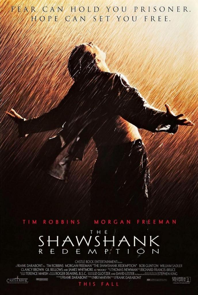 Побег из Шоушенка / The Shawshank Redemption (1994): постер