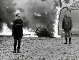 Стыд / Skammen (1968): кадр из фильма