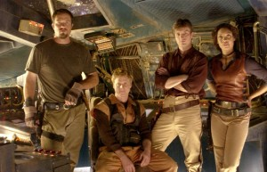 Светлячок / Firefly (2002-03): кадр из телесериала