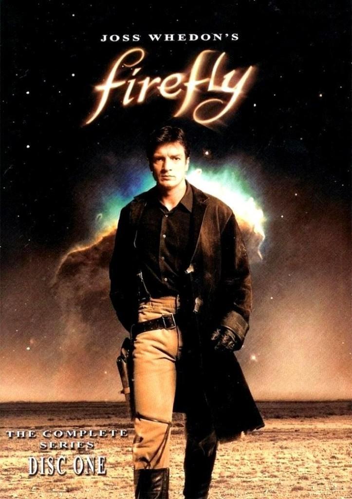 Светлячок / Firefly (2002-03) (телесериал): постер