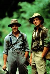 Там, где течёт река / A River Runs Through It (1992): кадр из фильма