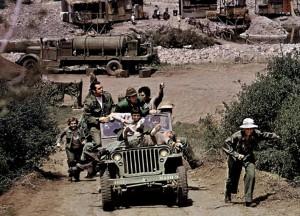 Военно-полевой госпиталь / MASH (1970): кадр из фильма