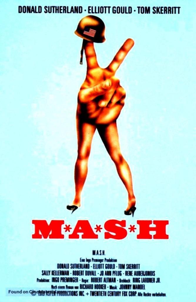 Военно-полевой госпиталь / MASH (1970): постер