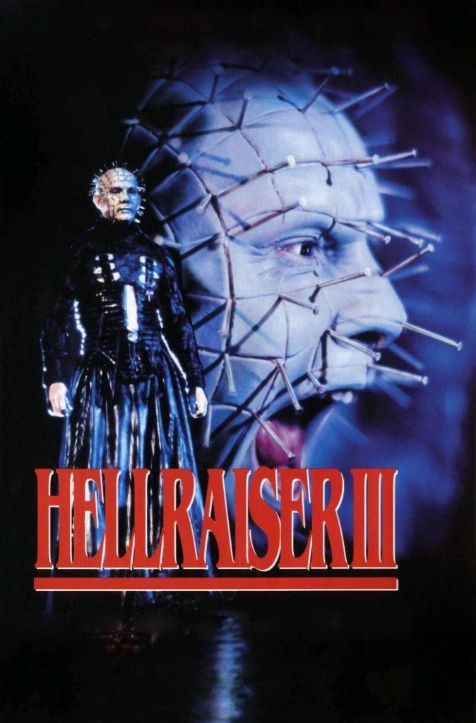 Восставший из ада 3: Ад на Земле / Hellraiser III: Hell on Earth (1992): постер
